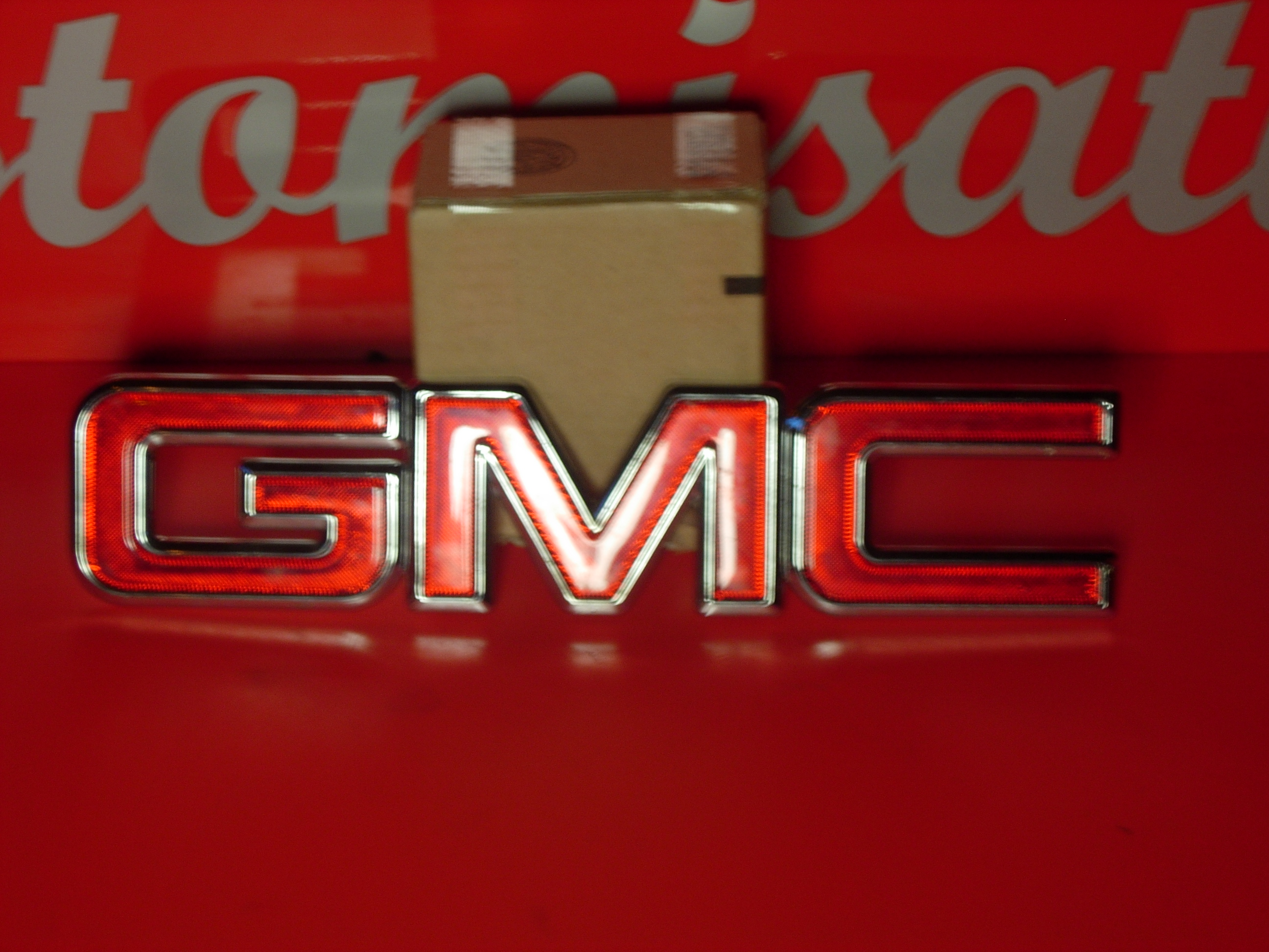 GMC Grille Badge for Topkick