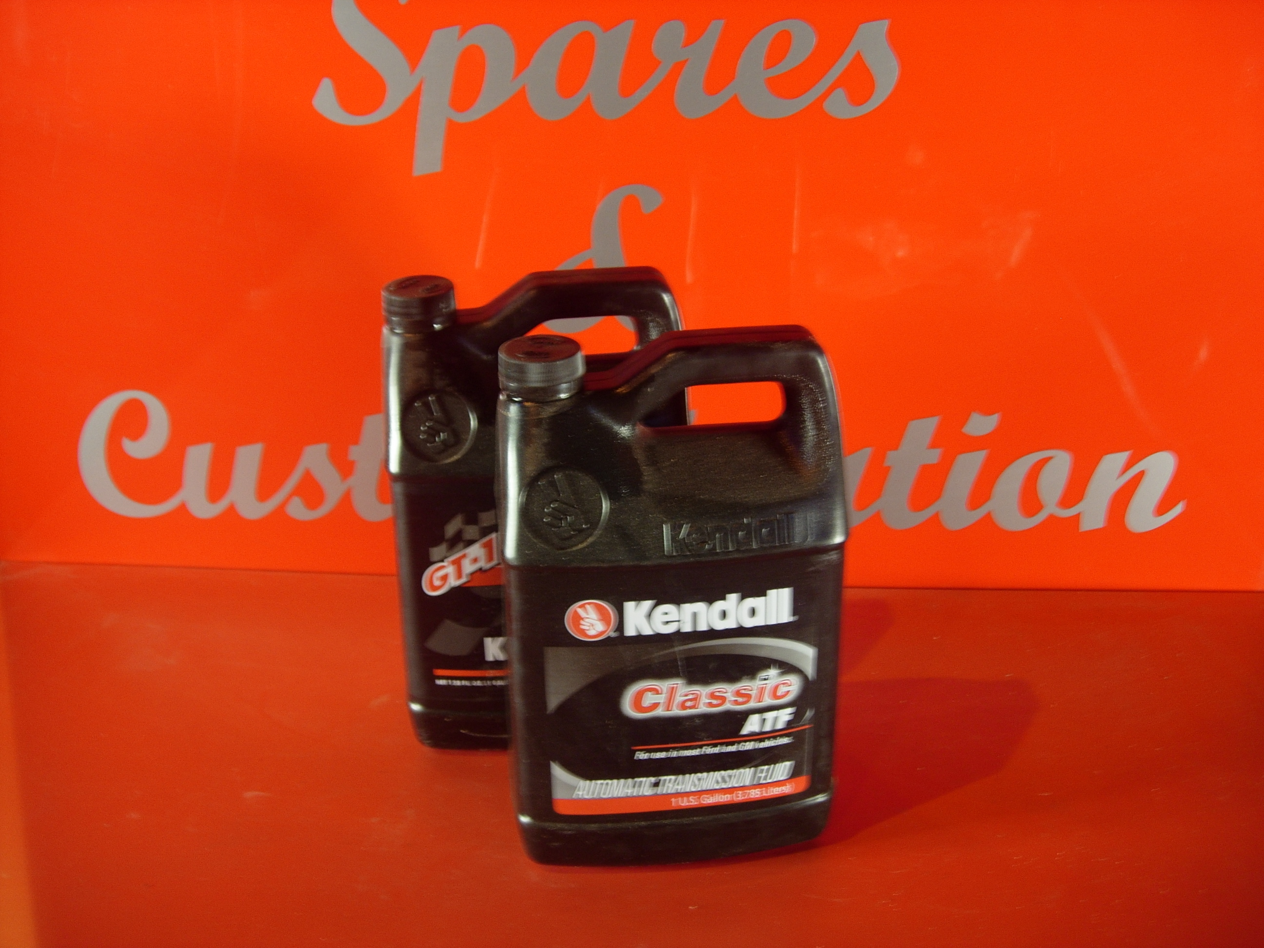Automatic Transmission Fluid ( 1US Gallon)