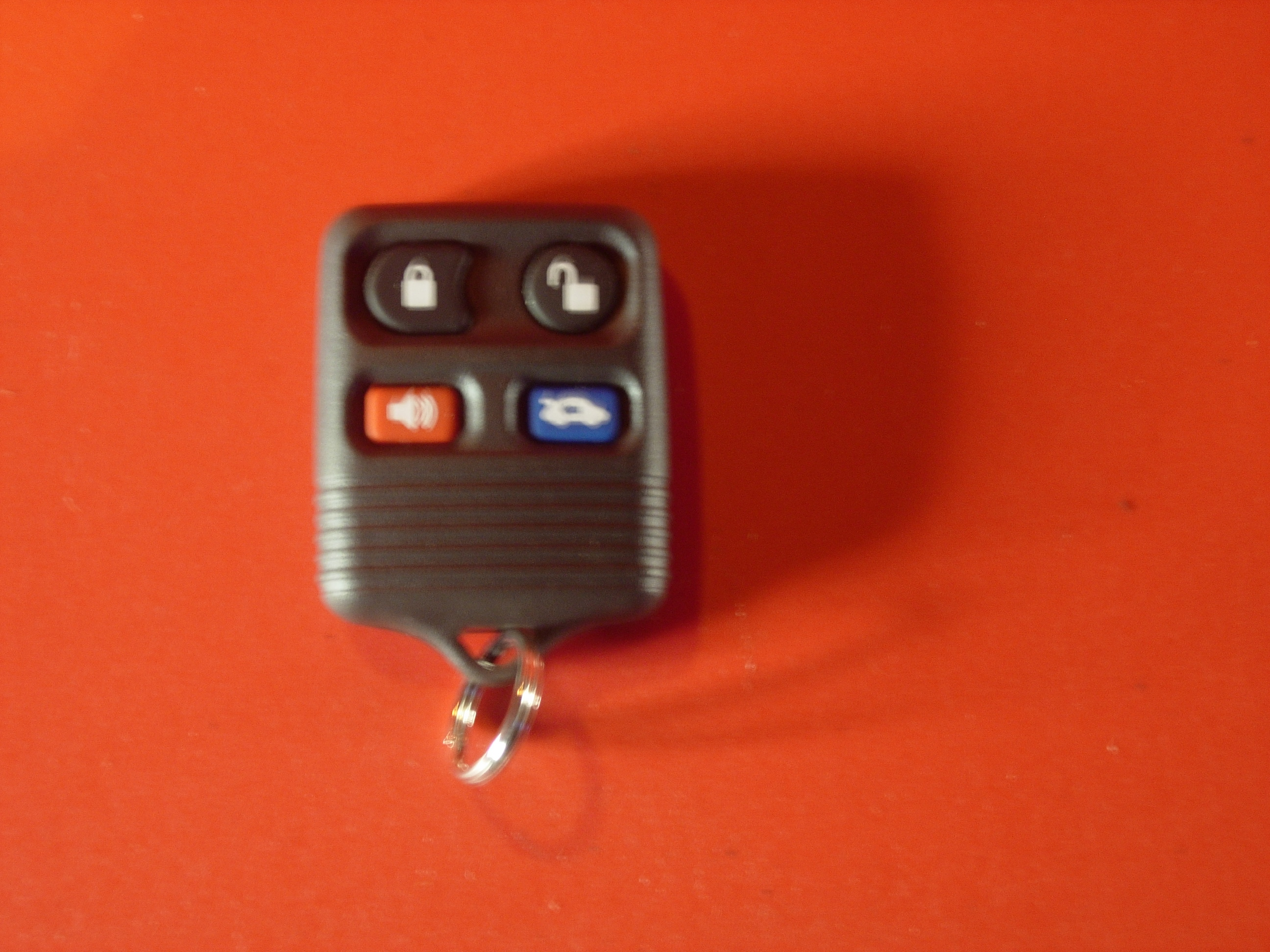 Keyfob remote for Navigator inc programing instructions