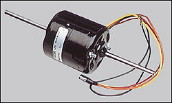 Twin shaft Blower motor