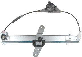 Rear Left Window Regulator 98-02 towncar