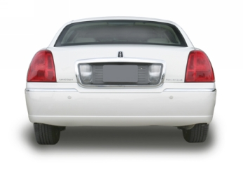Rear Bumper For 03 08 Town Car Limo001026 299 00 Limousine